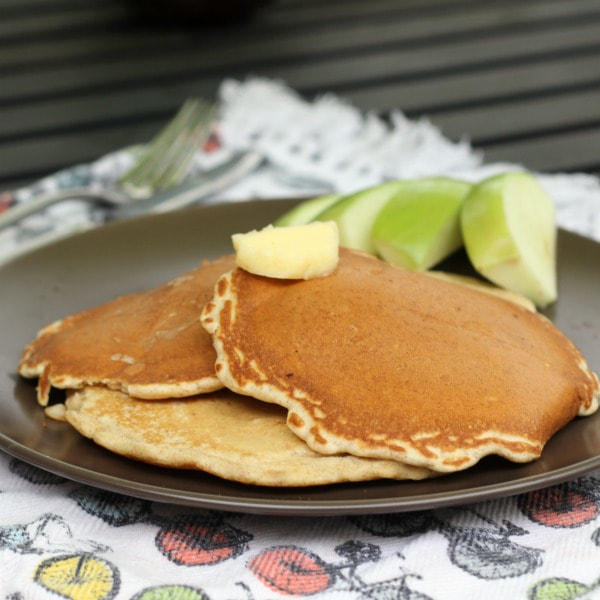 Apple Slice Pancakes