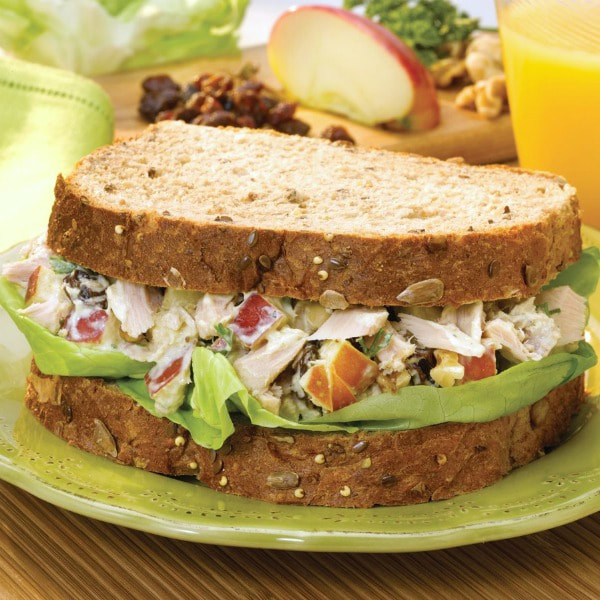 Picture Apple Tuna Sandwich