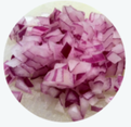 Diced Onions Picture
