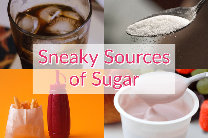 Sneaky Sources of Sugar