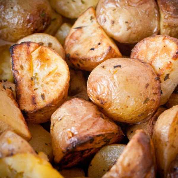 Spiced Roasted Potatoes