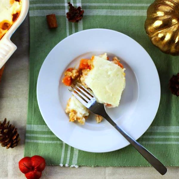 Turkey Shephard's Pie