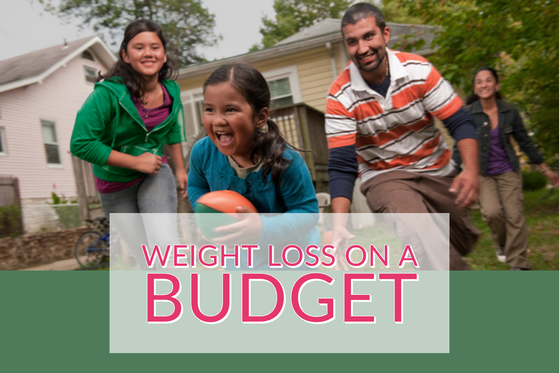 Weigh Loss on a Budget Image
